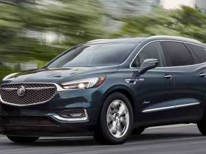63 The Best Buick Enclave Avenir 2020 Review and Release date