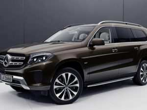 63 The Best Gls Mercedes 2019 Release