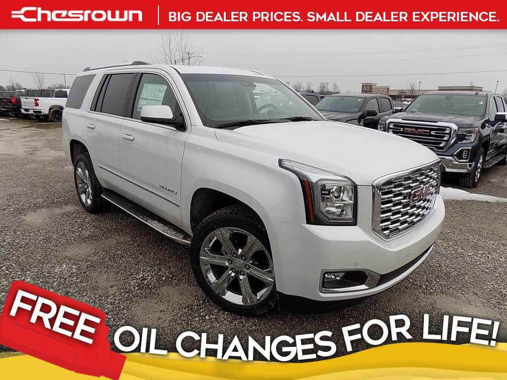 63 The Best New 2019 Gmc Yukon Overview