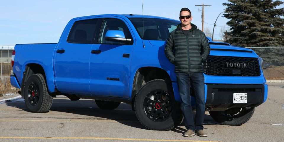 63 The Best Toyota Tundra Trd Pro 2019 Exterior and Interior