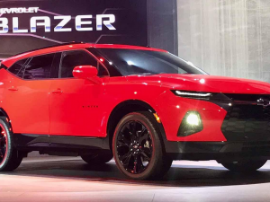 63 The Chevrolet Blazer 2020 Price Performance and New Engine