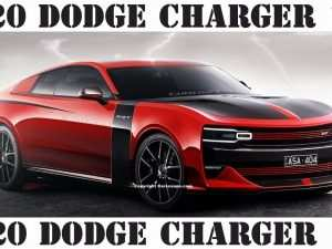 63 The Dodge New Cars 2020 Release