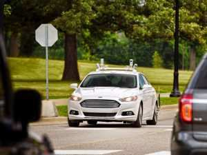 63 The Ford 2020 Driverless Review
