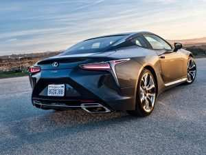63 The Lc Lexus 2019 Concept and Review