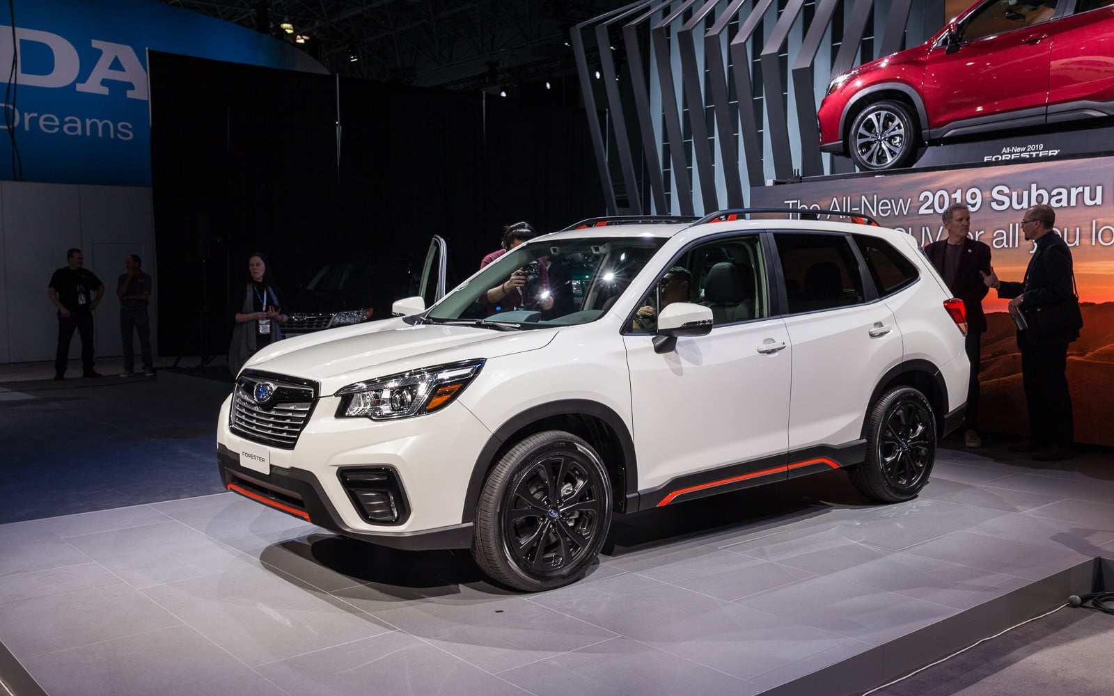 63 The Next Generation Subaru Forester 2019 Speed Test