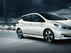63 The Nissan Leaf 2020 Research New
