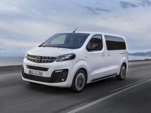 63 The Nowy Opel Zafira 2020 Performance and New Engine