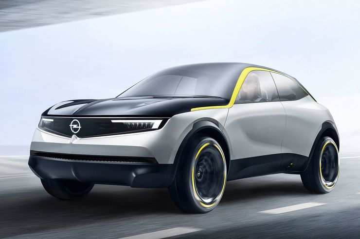 63 The Opel Elektroauto 2020 Pictures