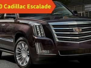 63 The Price Of 2020 Cadillac Escalade Specs
