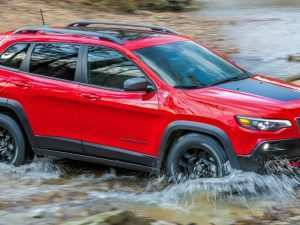 64 A 2019 Jeep Cherokee Trailhawk Concept and Review
