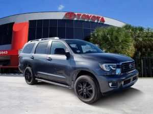 64 A 2019 Toyota Sequoia First Drive