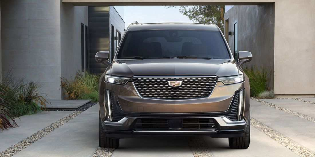 64 A 2020 Cadillac Xt6 Overview