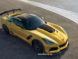 64 A 2020 Chevrolet Corvette Zora Zr1 Performance