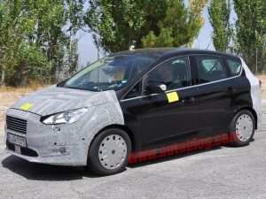 64 A 2020 Ford C Max New Review