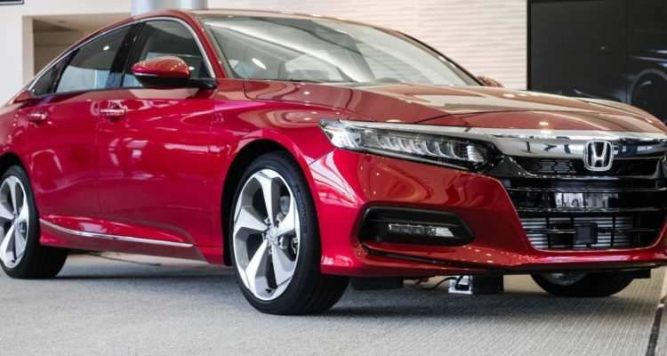 64 A 2020 Honda Vehicles Overview