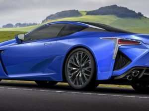 64 A 2020 Lexus Lc F Picture