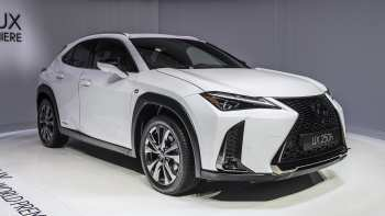64 A 2020 Lexus Ux 250H Redesign And Review