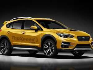 64 A 2020 Subaru Crosstrek Turbo Concept and Review