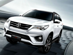 64 A 2020 Toyota Fortuner Ratings