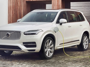 64 A Electric Volvo 2019 Wallpaper
