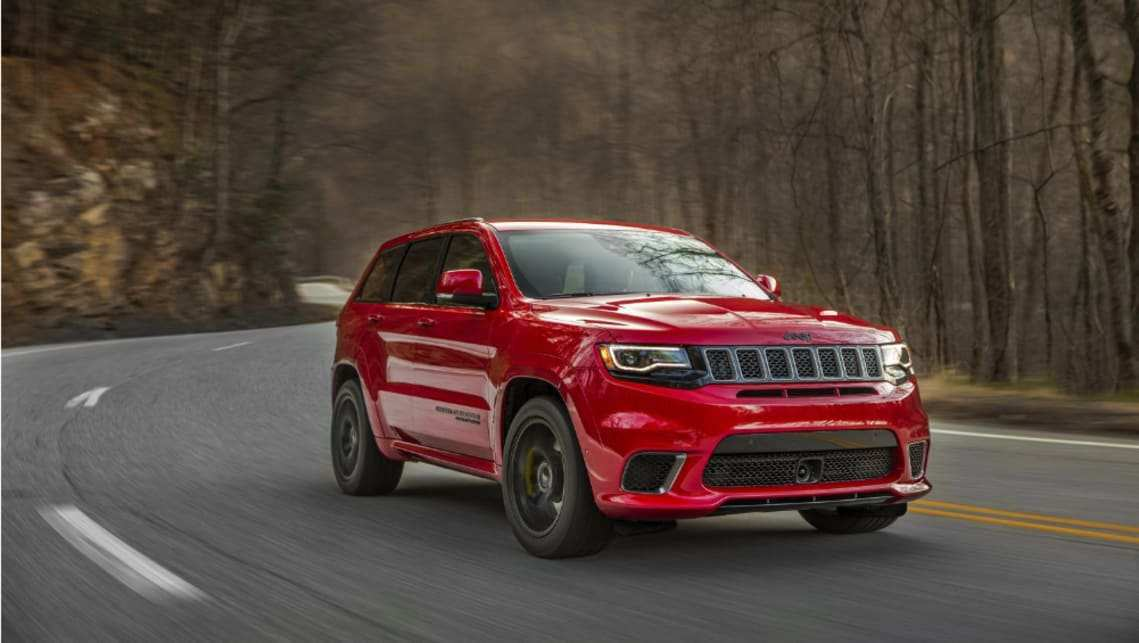 64 A New 2020 Jeep Grand Cherokee Performance