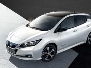 64 A Nissan Leaf 2020 Uk Concept