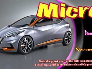 64 A Nissan Micra 2020 Canada Release Date and Concept