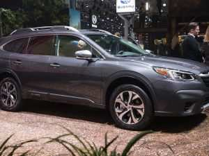64 A Subaru Outback 2020 New York Pricing