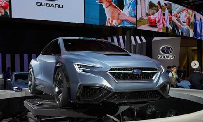 64 A Subaru Wrx 2020 Redesign First Drive