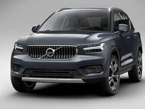 64 A Volvo Electric Vehicles 2019 Wallpaper