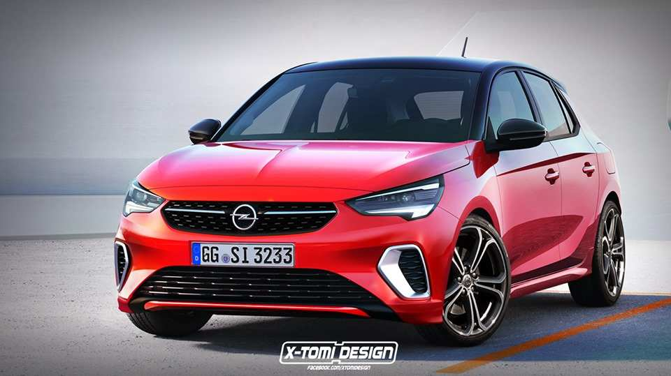 64 A Yeni Opel Corsa 2020 Specs And Review