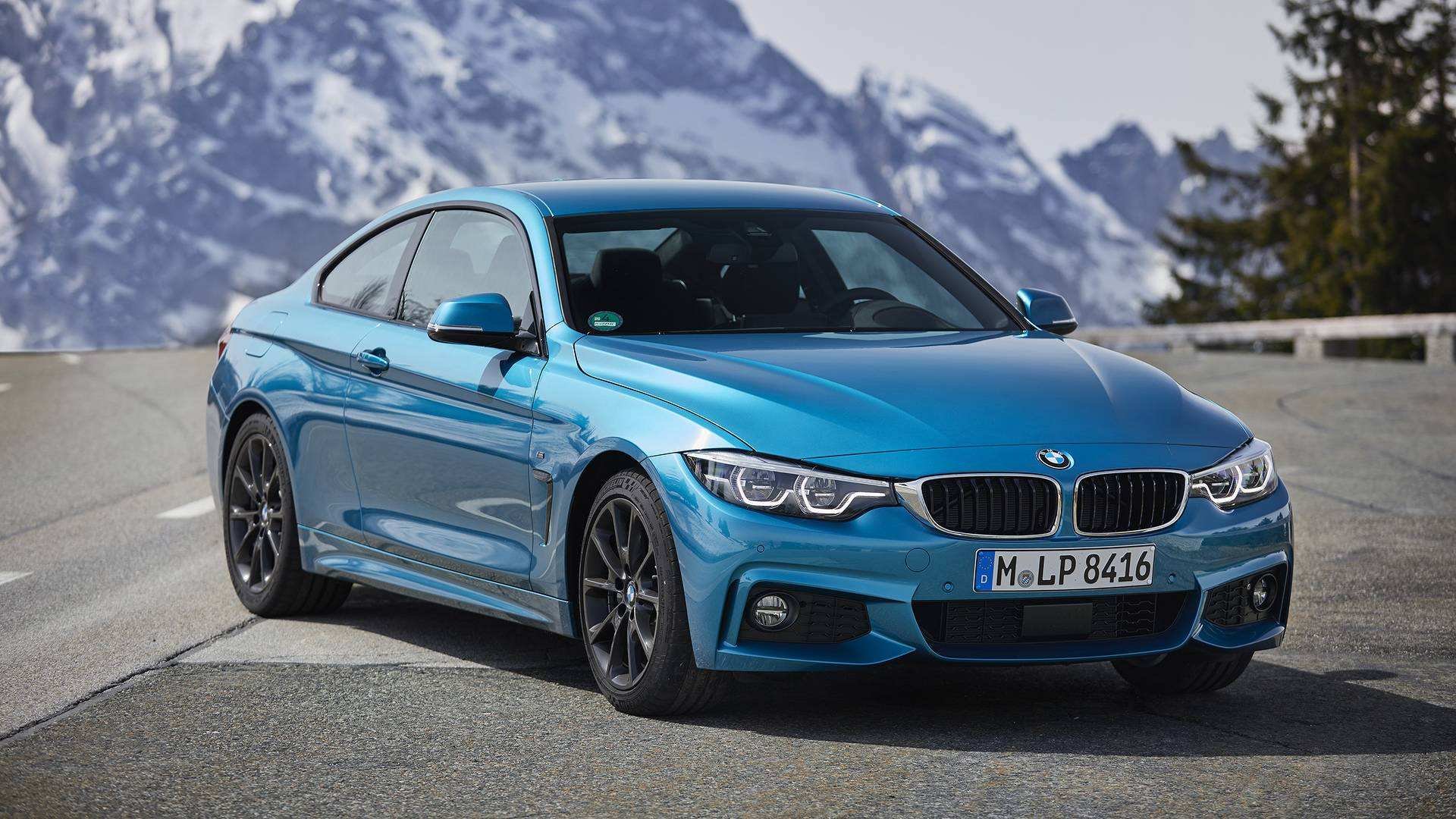 64 All New 2019 Bmw 4 Series Gran Coupe Overview