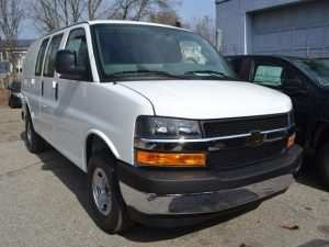 64 All New 2019 Chevrolet Express Van Picture