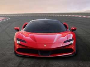 64 All New 2019 Ferrari Hybrid New Concept