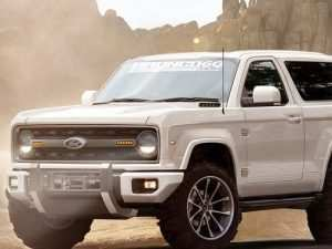 64 All New 2019 Ford Bronco Convertible Performance
