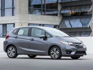 64 All New 2019 Honda Fit Rumors Exterior and Interior
