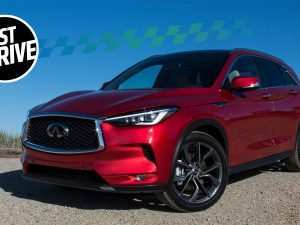 64 All New 2019 Infiniti Qx50 Apple Carplay Concept