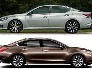 64 All New 2019 Nissan Altima Platinum Vc Turbo Specs