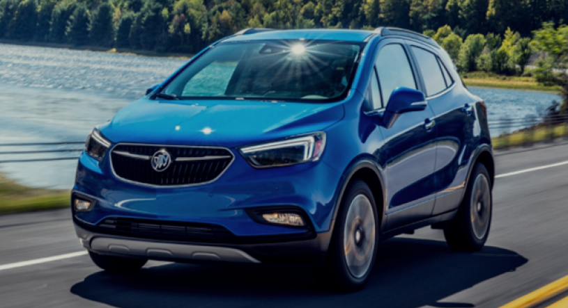 64 All New 2020 Buick Encore Changes Wallpaper