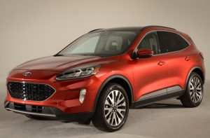 64 All New 2020 Ford Escape Review