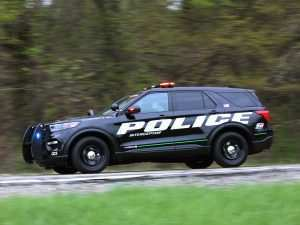 64 All New 2020 Ford Police Utility First Drive
