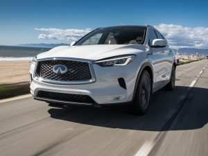 64 All New 2020 Infiniti Qx50 Sport New Model and Performance