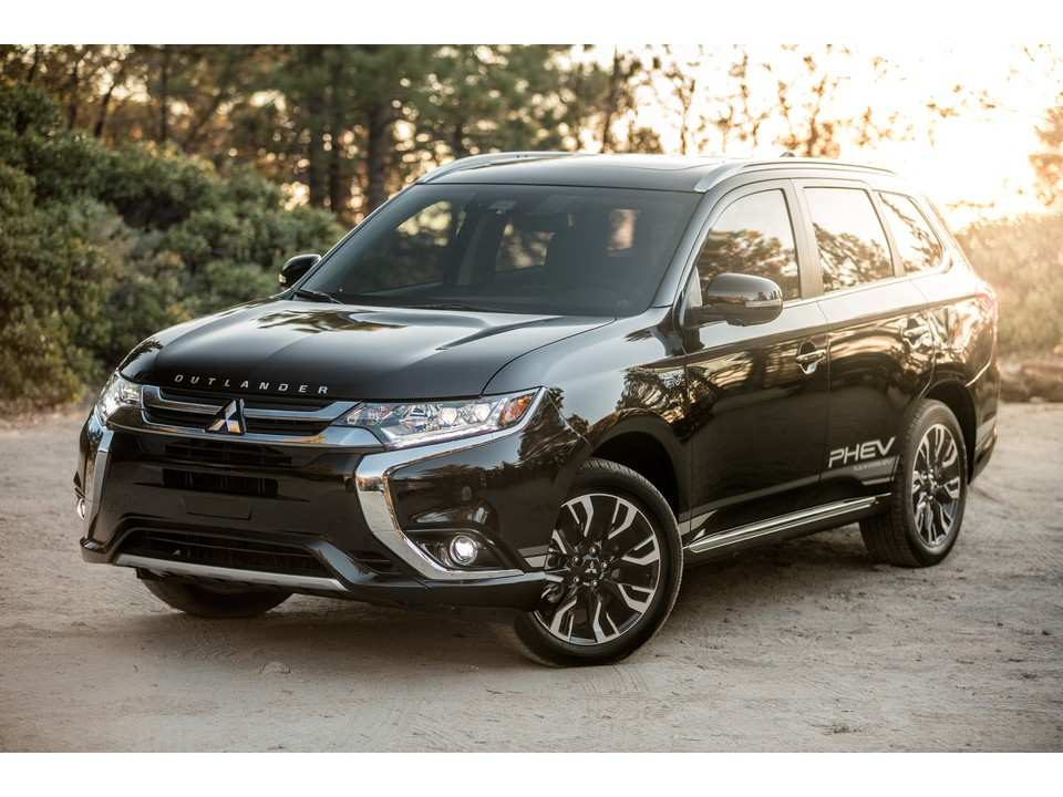 64 All New 2020 Mitsubishi Outlander Phev Canada Performance And New Engine