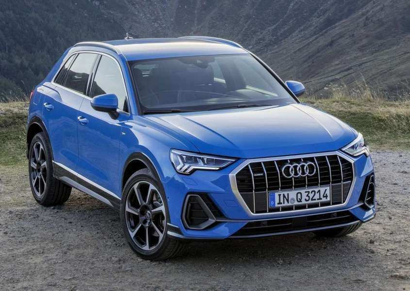 64 All New Audi Novita 2019 Engine