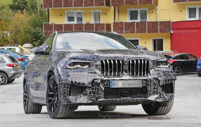 64 All New BMW X6 2020 Picture