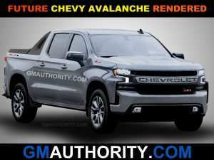 64 All New Chevrolet Avalanche 2020 Pricing