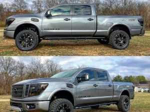 64 All New Nissan Titan Xd 2020 Concept