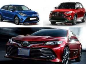 64 All New Toyota Upcoming Cars In India 2020 Engine