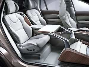 64 All New Volvo Xc90 2019 Interior History