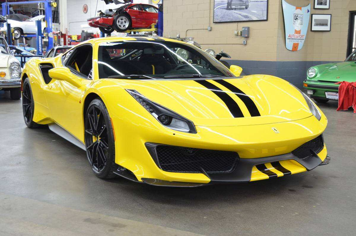 64 Best 2019 Ferrari 488 Pista For Sale Performance And New Engine